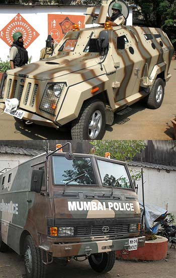 Mumbai police's new prized possessions to take on terror
