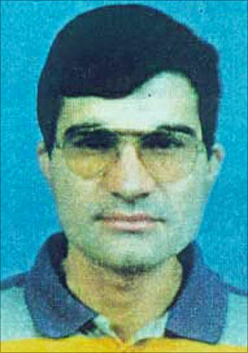 Shahid Akhtar Sayed, accused in the IC-814 hijack case