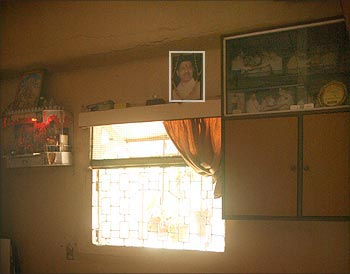 A photograph of Salaskar occupies prime place in Jadhav's home.