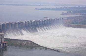 The Almatti Dam