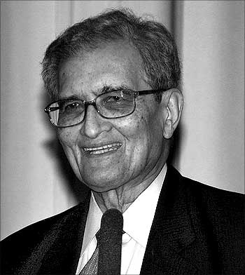 Amartya Sen, Nobel Laureate in Economic Sciences
