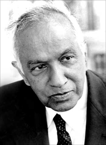 Subramaniam Chandrasekhar, Nobel Laureate in Physics