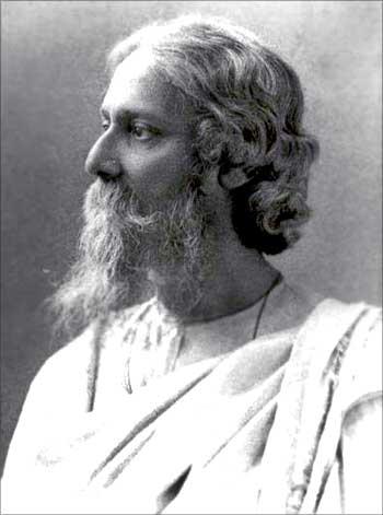 Rabindranath Tagore, Nobel laureate poet