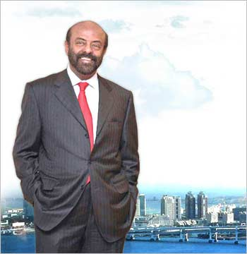 Shiv Nadar, Chairman, HCL Technologies