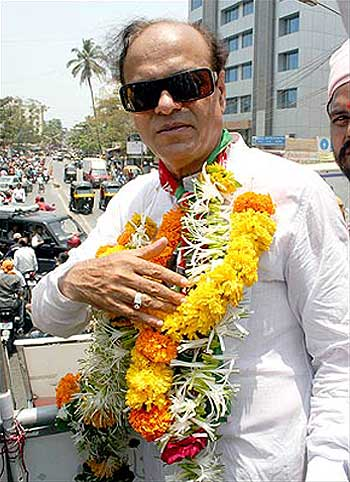 Samajwadi Party leader Abu Azmi