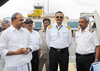 Late Andhra Pradesh chief minister Dr Y S Rajasekhara Reddy