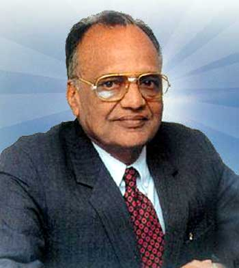 Industrialist O P Jindal