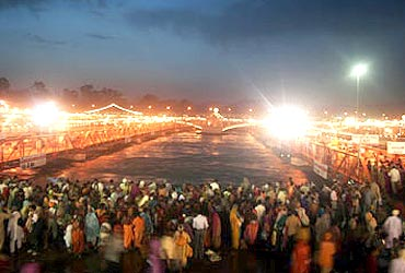 Striking, breathtaking visuals from Kumbh Mela