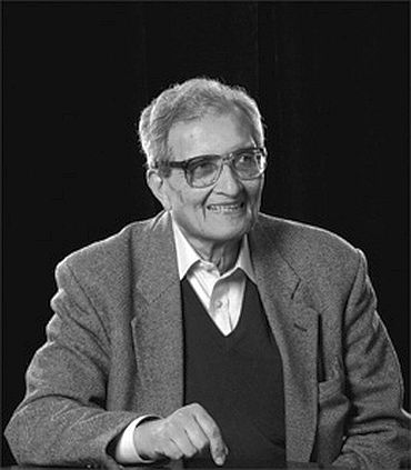 File photo of Amartya Sen