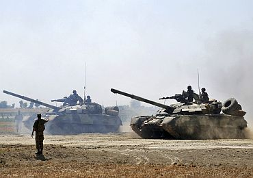 Pak conducts biggest ever wargames