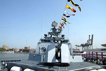 Shivalik project took the Navy nearly 12 yrs