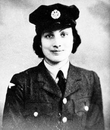 Noor Inayat Khan alias Nora Baker