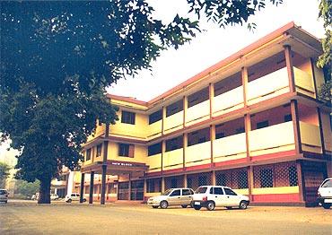 Newman College in Thodupuzha, Kerala