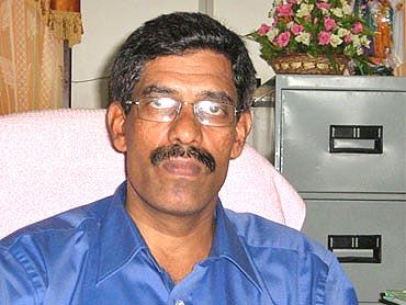 The principal, Dr T M Joseph