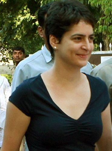 Priyanka Gandhi Vadra