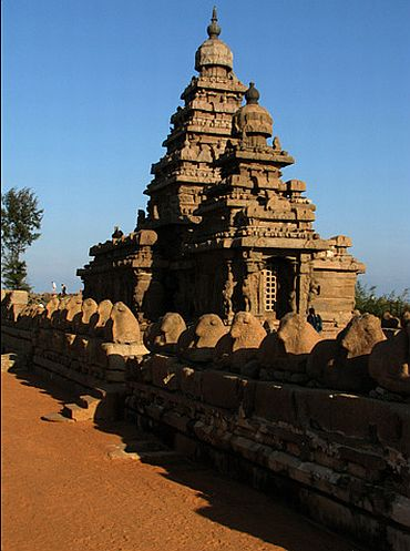 Shore Temple, Mahabalipuram