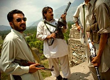 Tribal lashkars, or local militias, are taking a stand in Swat