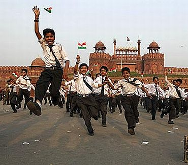 I-Day vision: 'Let's empower our children'