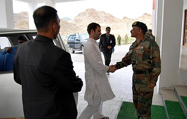 Rahul connects with a traumatised Leh