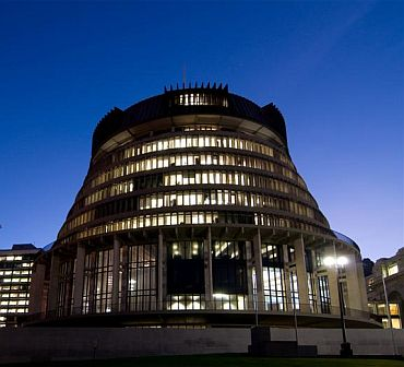 The New Zealand Parliament