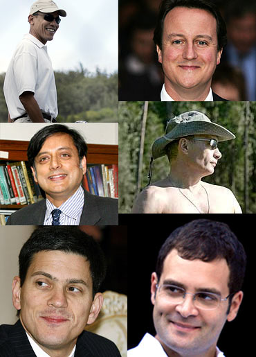VOTE! Who is the hottest male politician?