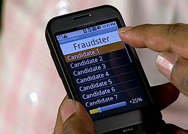 Wireless EVM fraud is possible