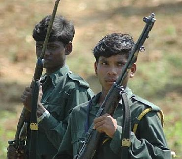 Maoists are coming forward to surrender