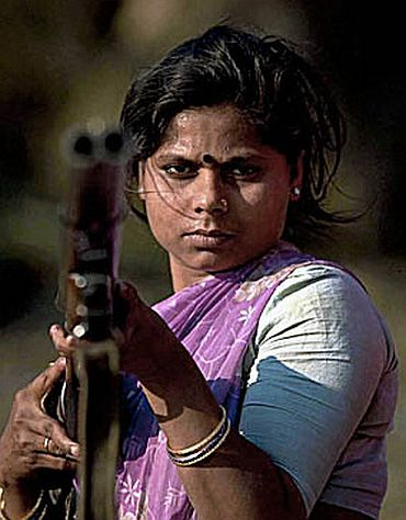 Governments are offering the Naxals more
