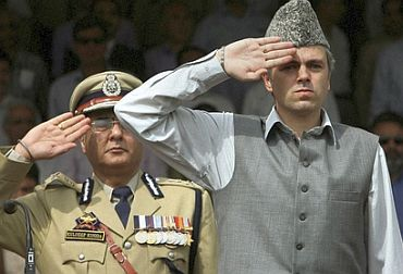 Army apologises after Omar complains to PM