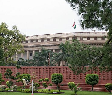 Stalled Parliament cost Rs 95 crore!