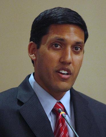 USAID chief Rajiv Shah