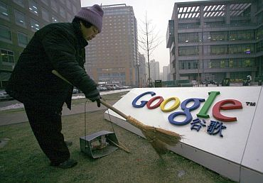 How top Chinese politician forced Google's exit