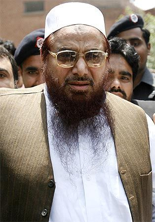 LeT leader Hafiz Saeed