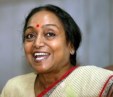 Speaker Meira Kumar continues her efforts to get Parliament working