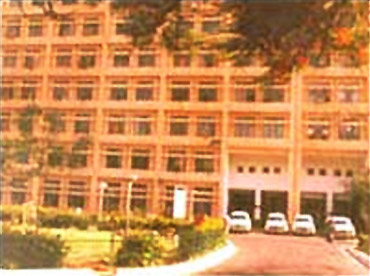 The CBI headquarters in Delhi