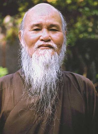 Vietnamese Buddhist monk Thich Quang Do