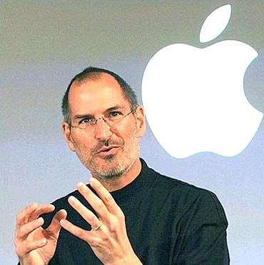 Apple Inc CEO Steve Jobs