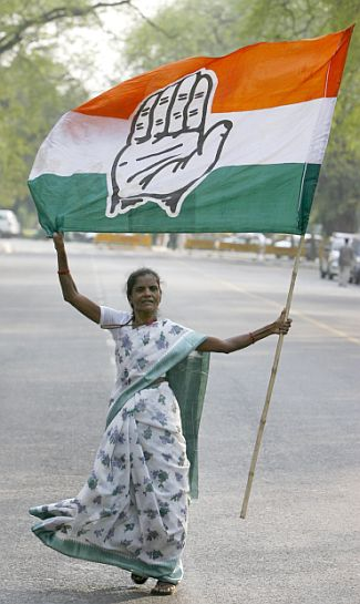 All is not well inside the Congress party