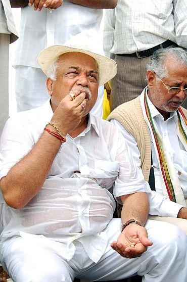 Karnataka Pradesh Congress Committee President R V Deshpande