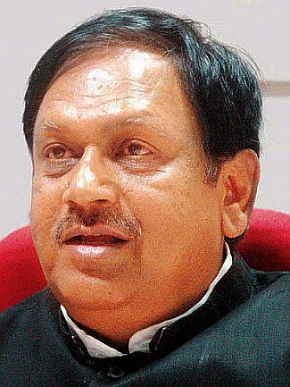 Madhya Pradesh Congress unit chief Suresh Pachouri