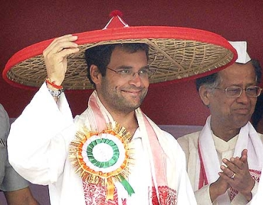 Sliver lining: Rahul ready to be next PM?
