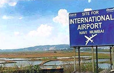 Navi Mumbai airport project  has received environmental clearance