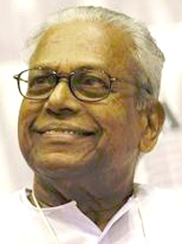 Kerala Chief Minister V S Achuthanandan