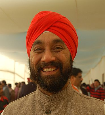 Harmeet Singh from Ludhiana