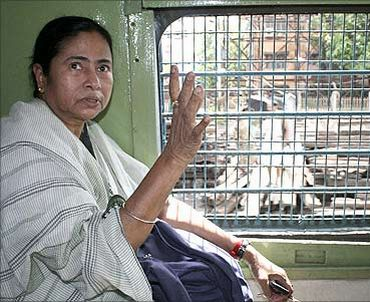 Mamata's threat: Congress is not worried