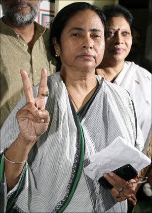 Mamata's threat: Congress is not worried