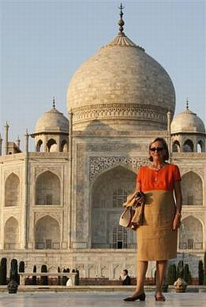 Celebrities who fell in love with the Taj