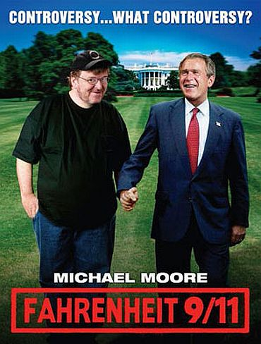 Bush's men tried to stop <I>Fahrenheit 9/11</I> screening
