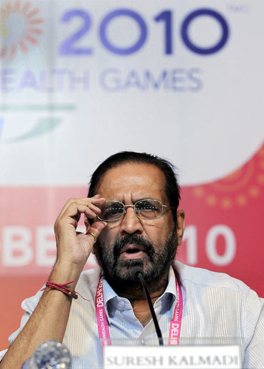 Commonwealth Games Organising Committee Chairman Suresh Kalmadi is being investigated currently
