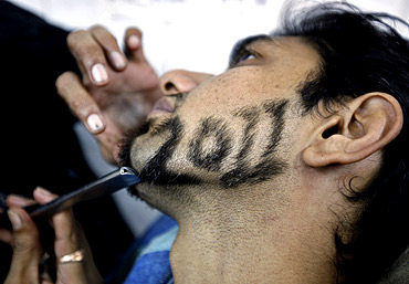 Images: The last few hours of 2010